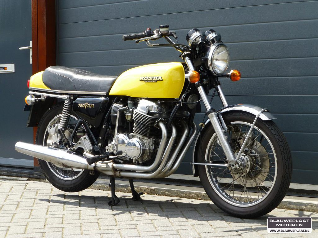 Honda CB750 F1 Supersport – 1976,