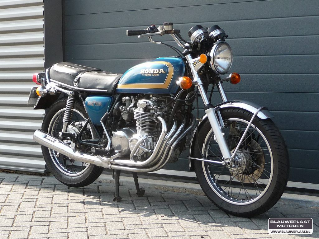 Honda CB550 F2 Supersport – 1978,