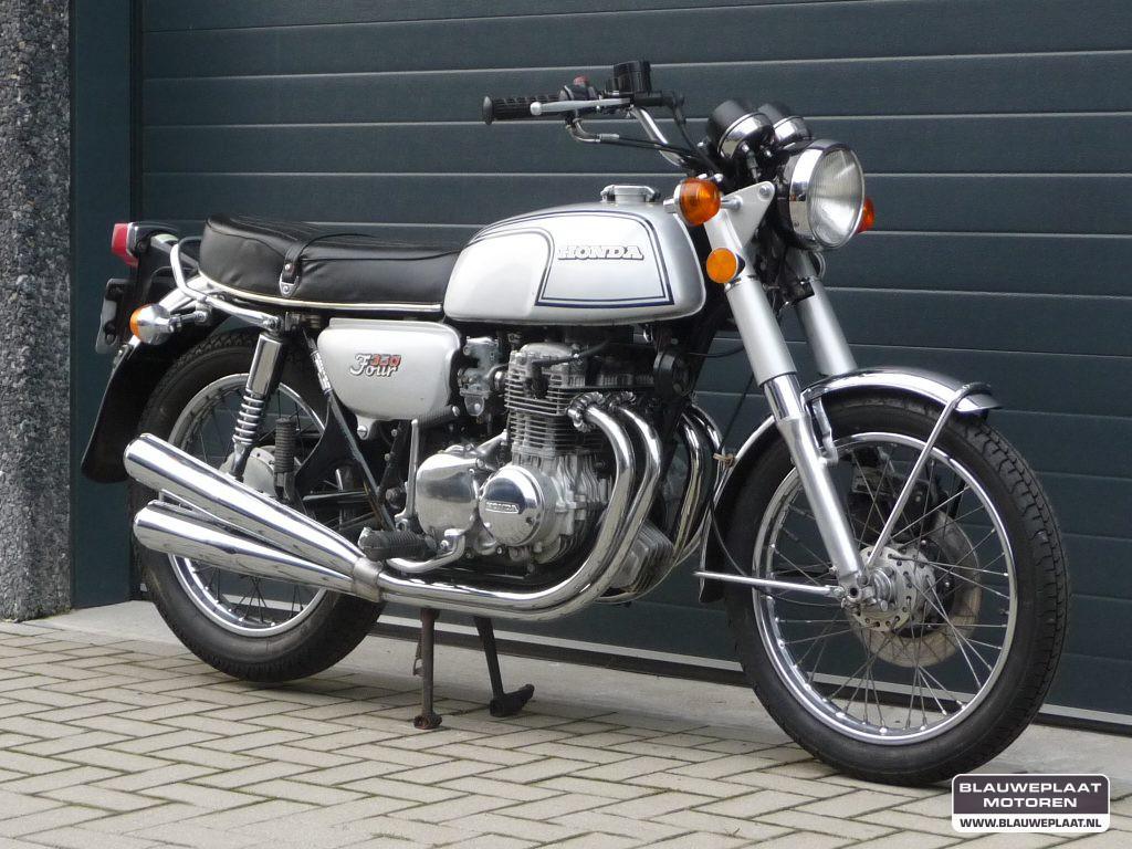 Honda CB350F – 1974,