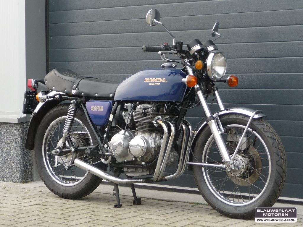 Honda CB400F Supersport – 1976,
