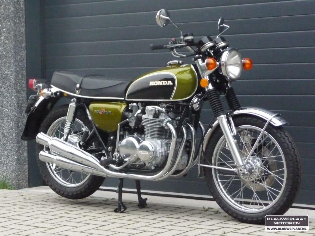 Honda CB500F K1 – 1975, 1975