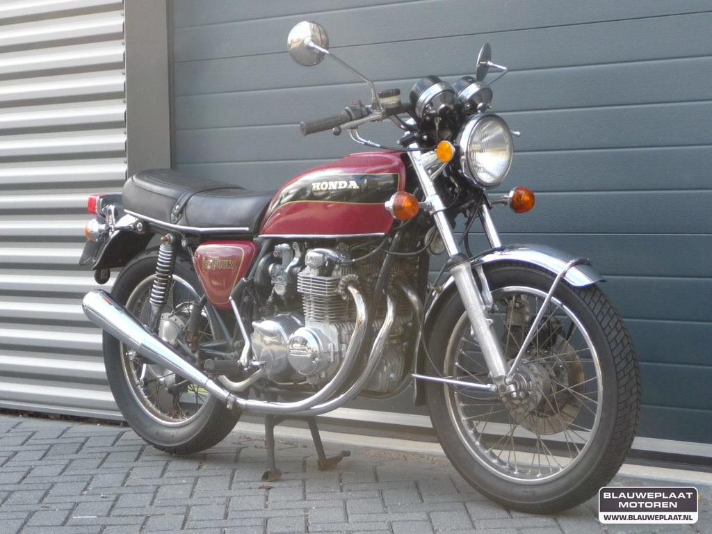 Honda CB550 F2 – 1978, 1978