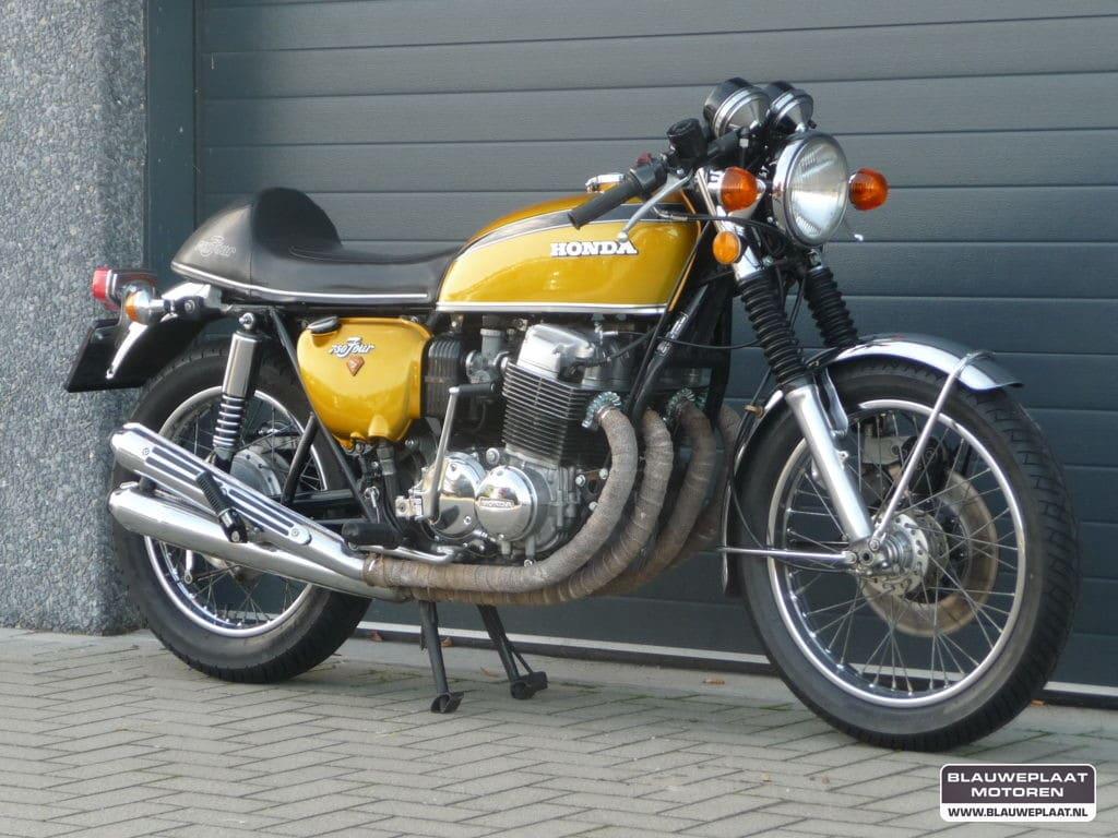 Honda CB750 – K6 – 1976, 1976