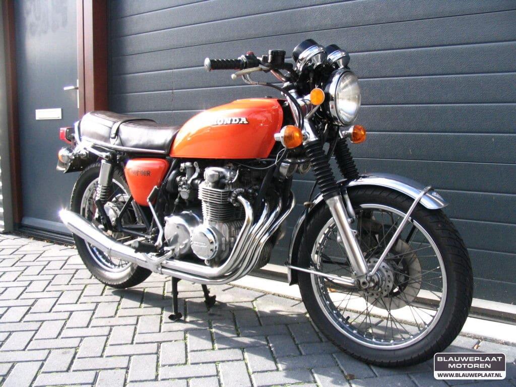 Honda CB550F1 – 1976, 1976