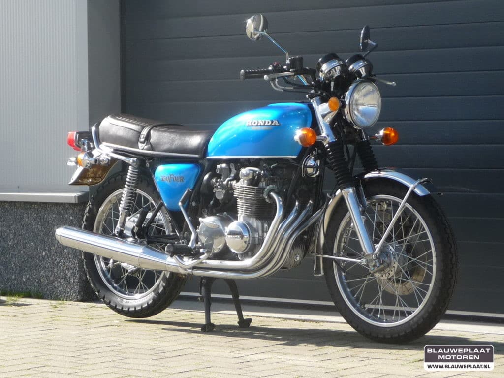 Honda CB550F Supersport – 1978, 1978