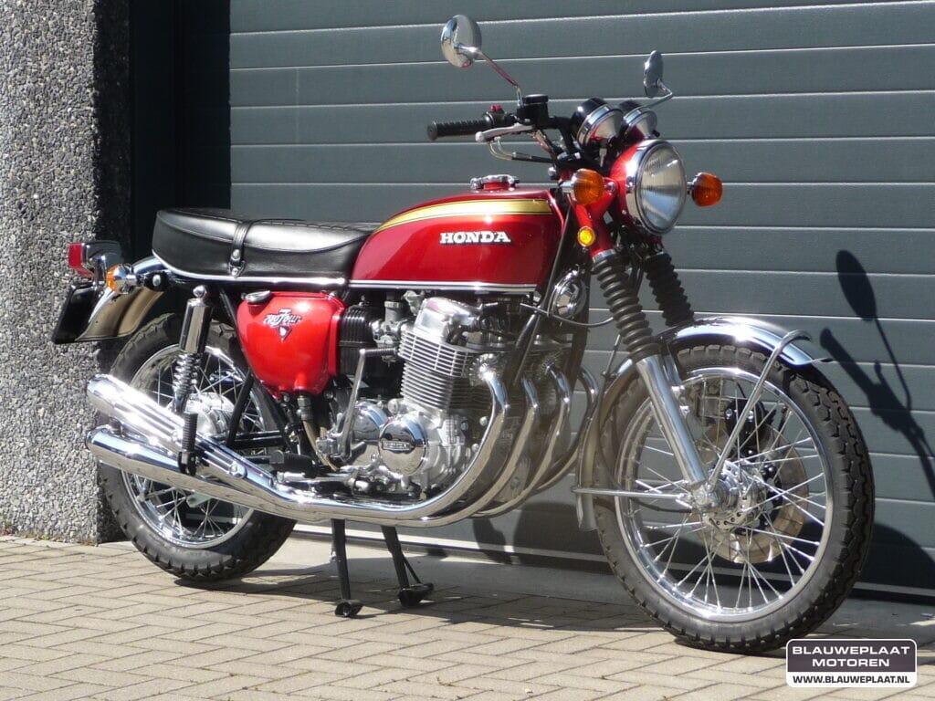 Honda CB750K1 – 1971, 1971