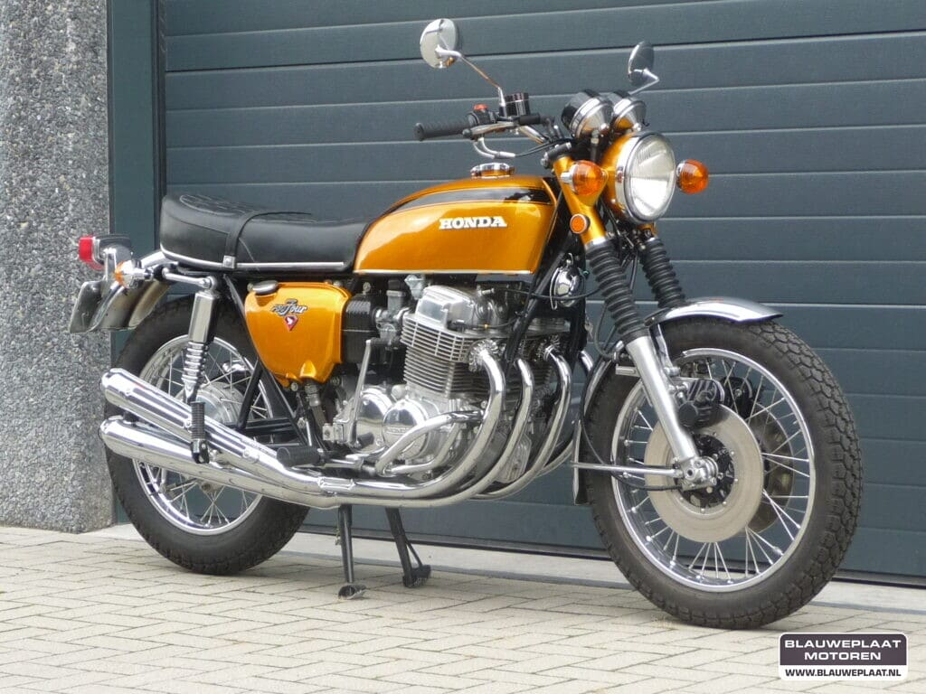 Honda CB750 – K1 – 1971, 1971