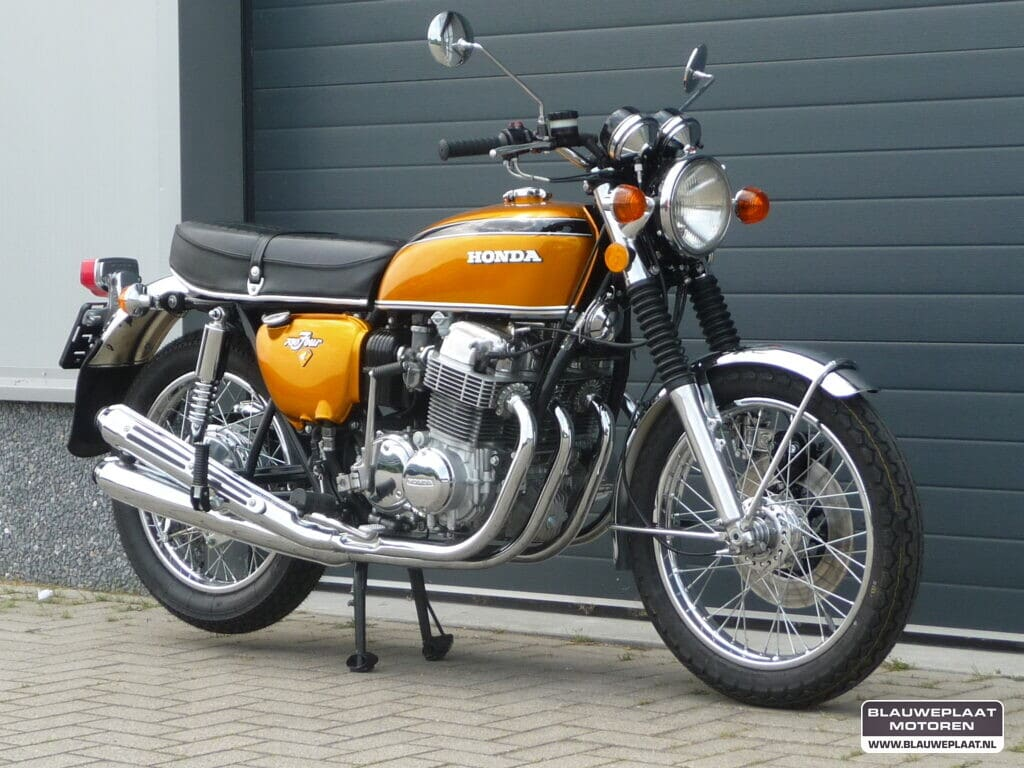 Honda CB750 K2 – 1974, 1974