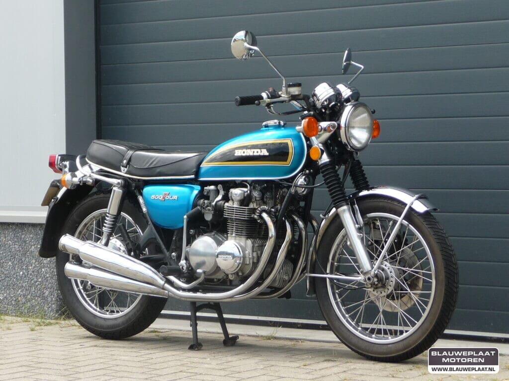 Honda CB500F – K2 -1977, 1977